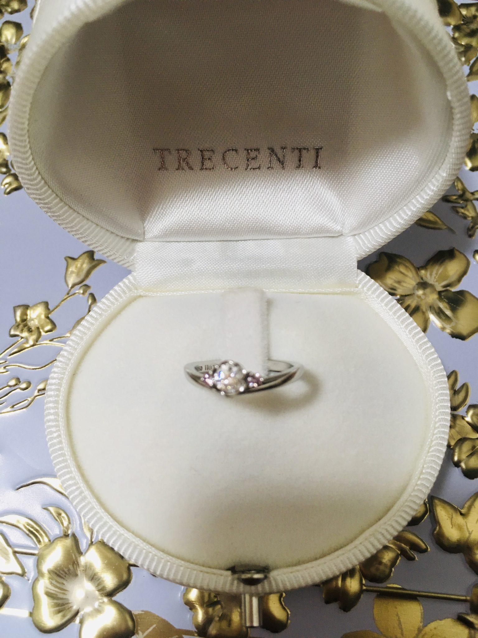 トレセンテの婚約指輪2